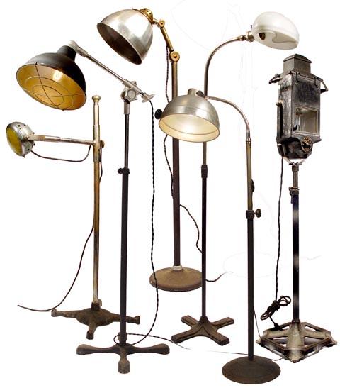 sunlamps